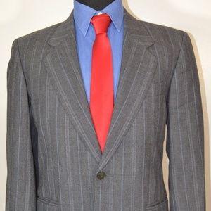 Borberini 38S Sport Coat Blazer Suit Jacket